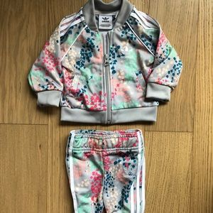 New Adidas infant 3 months tracksuit!
